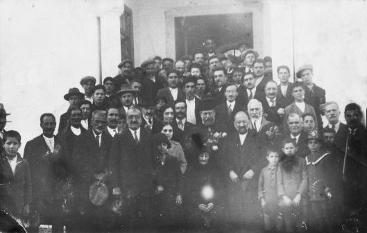 Γ28 Θυμανάκειος σχολή ΕΓΑΚΑΊΝΕΙΑ ΜΑΙΟΣ 1925